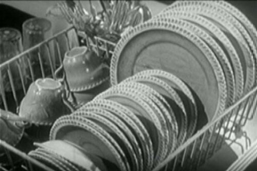 Check out classic dishwashing machine promotional film dvd Classic home appliance films