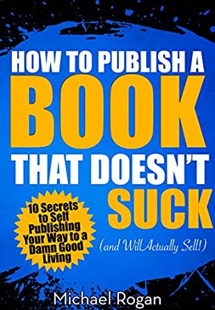 how to publish and sell a book