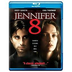 Jennifer Eight [Blu-ray]