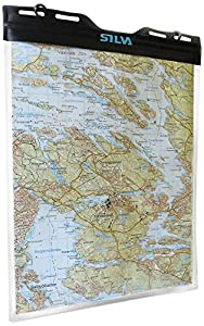 Silva Map Case - Transparent, Large