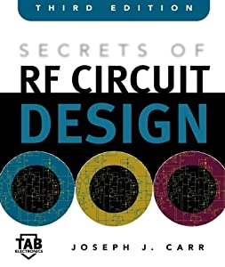 Secrets of RF Circuit Design from McGraw-Hill/TAB Electronics