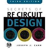 Secrets of RF Circuit Design ~ Joseph J. Carr