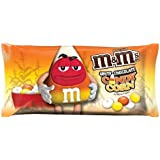 M&M's White Chocolate Candy Corn - Limited Edition for Halloween 9.9 oz bags (4 Bags total)
