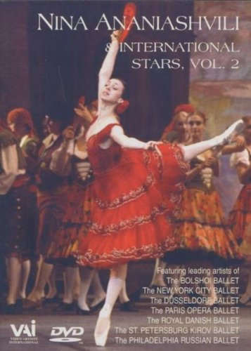 Nina Ananiashvili and International Stars Vol. 2 [1991] (NTSC) [DVD] [US Import]