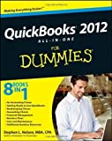 img - for QuickBooks 2012 All-in-One For Dummies by Stephen L. Nelson (Dec 9 2011) book / textbook / text book