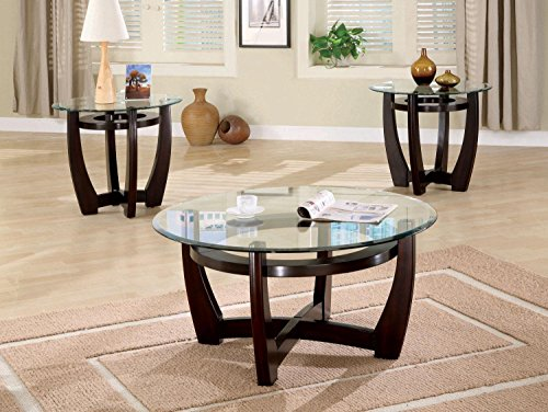 coaster-700295-occasional-3-pc-glass-top-coffee-end-table-set-by