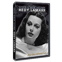 Silver Screen Legends: Hedy Lamarr