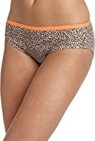 Hanes Women's 6 Pack Comfortsoft Cotton Hipster Panty