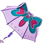Butterflies™ Doll Purple Umbrella