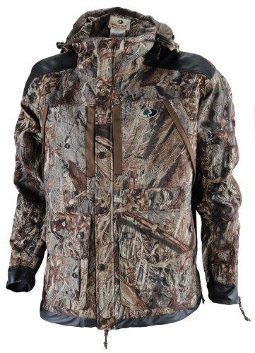 Mossy Oak Whistling Wings Jacket/Shell - Mossy Oak Duck Blind - Large