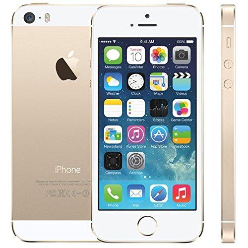 Apple(アップル) iPhone5s Model:A1453 32GB SIMフリー アップル正規整備済品 国内版 (ゴールド)