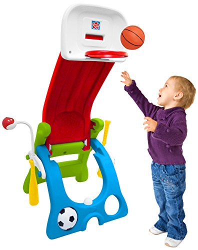 Grown-Up-Quick-Flip-6-in-1-Sport-Activity-Center-Playset
