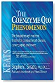 The Coenzyme Q10 Phenomenon: The Breakthrough Nutrient That Helps Combat Heart Disease, Cancer, Aging and More by Sinatra, Stephen T. (1998) Paperback