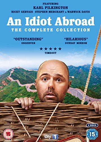 An Idiot Abroad - Complete Collection [Edizione: Regno Unito]