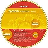 Spanisch - Präpositionen: Wheel - Spanisch - Präpositionen