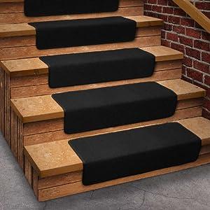 Amazon Com 13 Attachable Basement Step Carpet Stair
