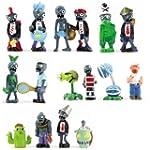16 X Plants Vs Zombies Toys Series Ga...