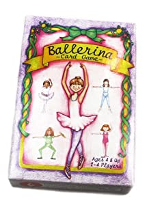IPlay Ballerina Card Game