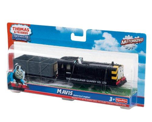 Thomas the Train: TrackMaster Mavis with Car