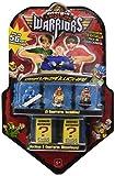 Energía - Legion of Warriors, Pack 5 luchadores, peonza de batalla