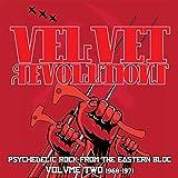 Velvet Revolutions - Psychedelic Rock From