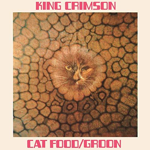 Vinilo : KING CRIMSON - Cat Food: 50th Anniversary Edition