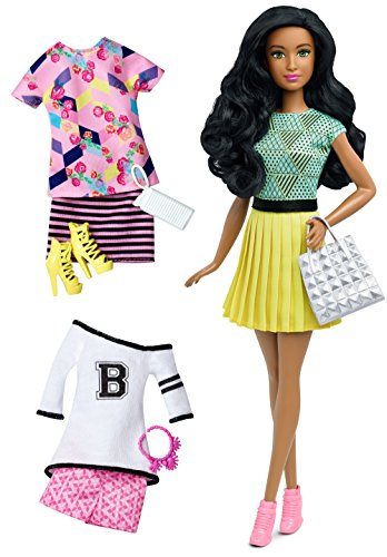 Barbie Fashionistas Doll Fashions Fabulous