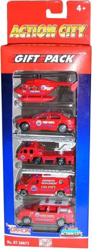 Daron Diecast Vehicle Gift Set (5-Piece)