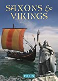 img - for Saxons and Vikings book / textbook / text book