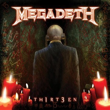 TH1RT3EN by Megadeth (2011) Audio CD by Megadeth