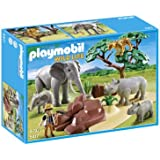 PLAYMOBIL African Savannah with Animals Set