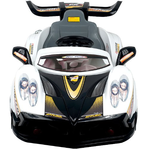 Lil' RiderT SubZero Drifter Battery Powered Car w/ Remote - Toys Games Lil' Rider Motorized Cars