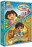 echange, troc Dora l'exploratrice - Le petit chien de Dora + Go Diego! - Vol. 4 : A la rescousse du jaguar !