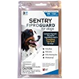 Sentry FiproGuard 3-Month Dogs 89-132 Lbs Blue
