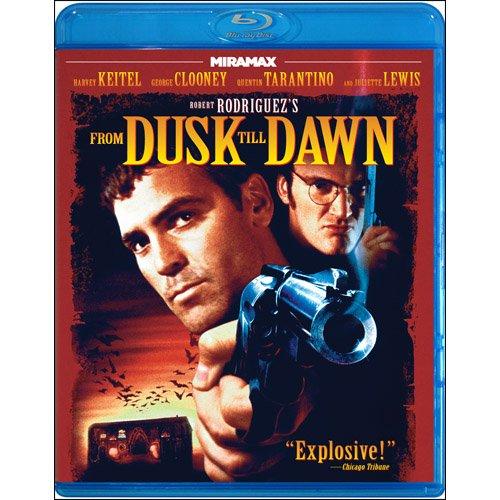 От заката до рассвета / From Dusk Till Dawn (1995) BDRip 720p от HQ-ViDEO