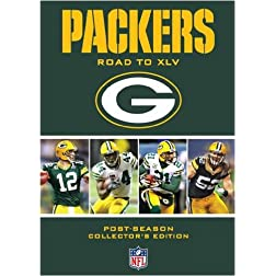 NFL-Green Bay Packers-Road to XLV