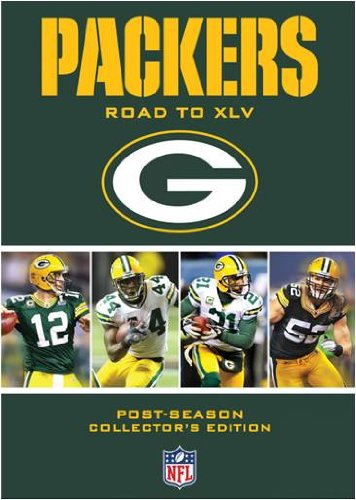 Green Bay Packers: Road to Xlv [DVD] [Import]