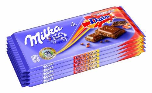 Milka Milka und Daim 5er, 1er Pack (1 x 500 g)