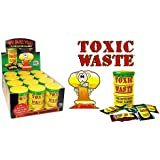 Toxic Waste Hazardously Sour Candy Barrel 1.7 oz. - How Long Can You Keep One In Your Mouth