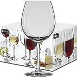Libbey Wine Party 12-Piece Wine Glasses