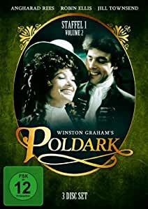 Winston Graham's Poldark, Staffel 1 - Vol. 2 (3 Disc Set)