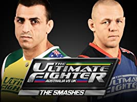 The Ultimate Fighter Team AUS vs. Team UK