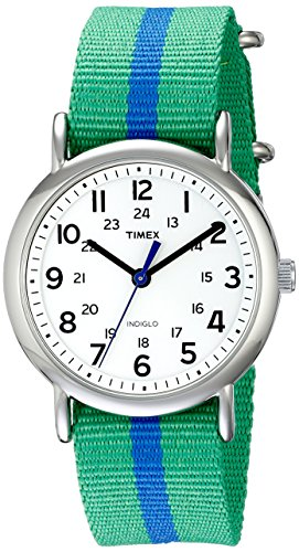 Timex-Mens-Weekender-Slip-Through-Quartz-Watch-with-Analogue-Display-and-Nylon-Strap