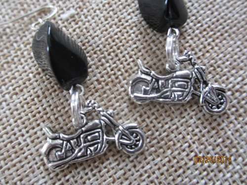 50% off Harley Davidson Motorcycle Earrings,motorcycle Jewelry, Harley Jewelry