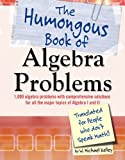 The Humongous Book of Algebra Problems deals and discounts