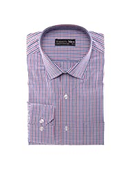 Today's Men Men's Formal Shirt Double Fused Collar ( Multi-Coloured ) - B00RYW4DZ0