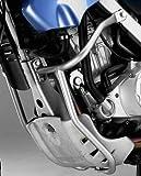Crashbar Fehling Fehling BMW F 650 GS/ABS/Dakar 00-07 silver