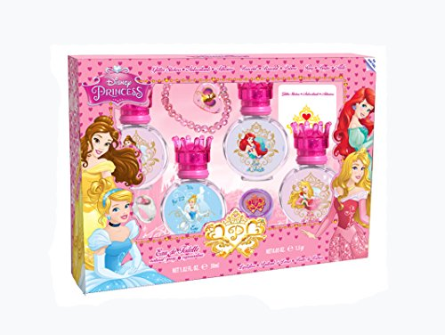 DISNEY 8 Piece Princess Spray Set (Body Spray For Girls compare prices)