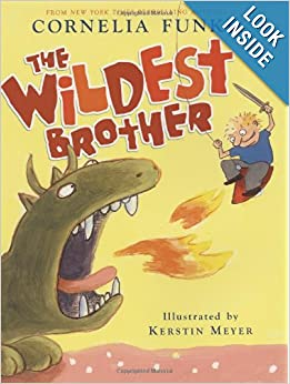 Children's Corner: The Wildest Brother - a book review  {Reading List}