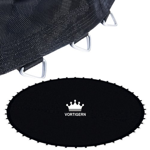 Vortigern 12FT TRAMPOLINE REPLACEMENT JUMP / JUMPING MAT 72 RINGS